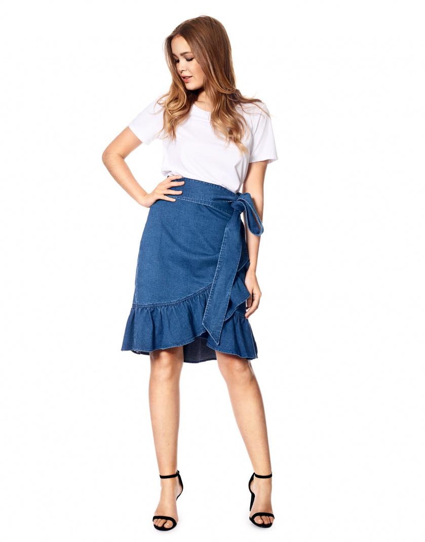 Hannah Wrap Skirt